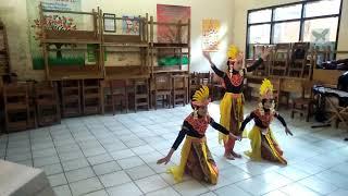 Tari Kreasi Jawa Barat ( SD Muhammadiyah 3 Bandung)