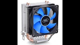 Gambar cover Avaliação e instalação do Cooler Deepcool Ice Edge Mini Fs