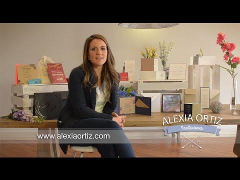 Alexia Ortiz Invitaciones