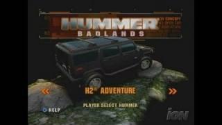 Hummer: Badlands Xbox Gameplay - Shifting Gears
