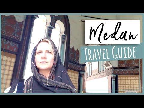 MEDAN Weekend Travel Guide | Food, Fun, Pampering on North Sumatra Indonesia