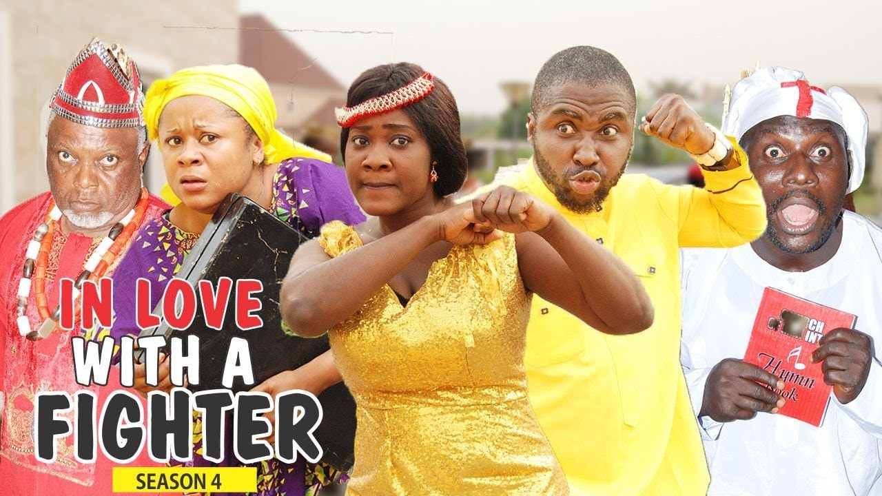 Download IN LOVE WITH A FIGHTER 4 - 2018 LATEST NIGERIAN NOLLYWOOD MOVIES || TRENDING NOLLYWOOD MOVIES