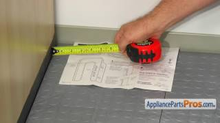 Dishwasher Undercounter Bracket Part Wp8269145 How To