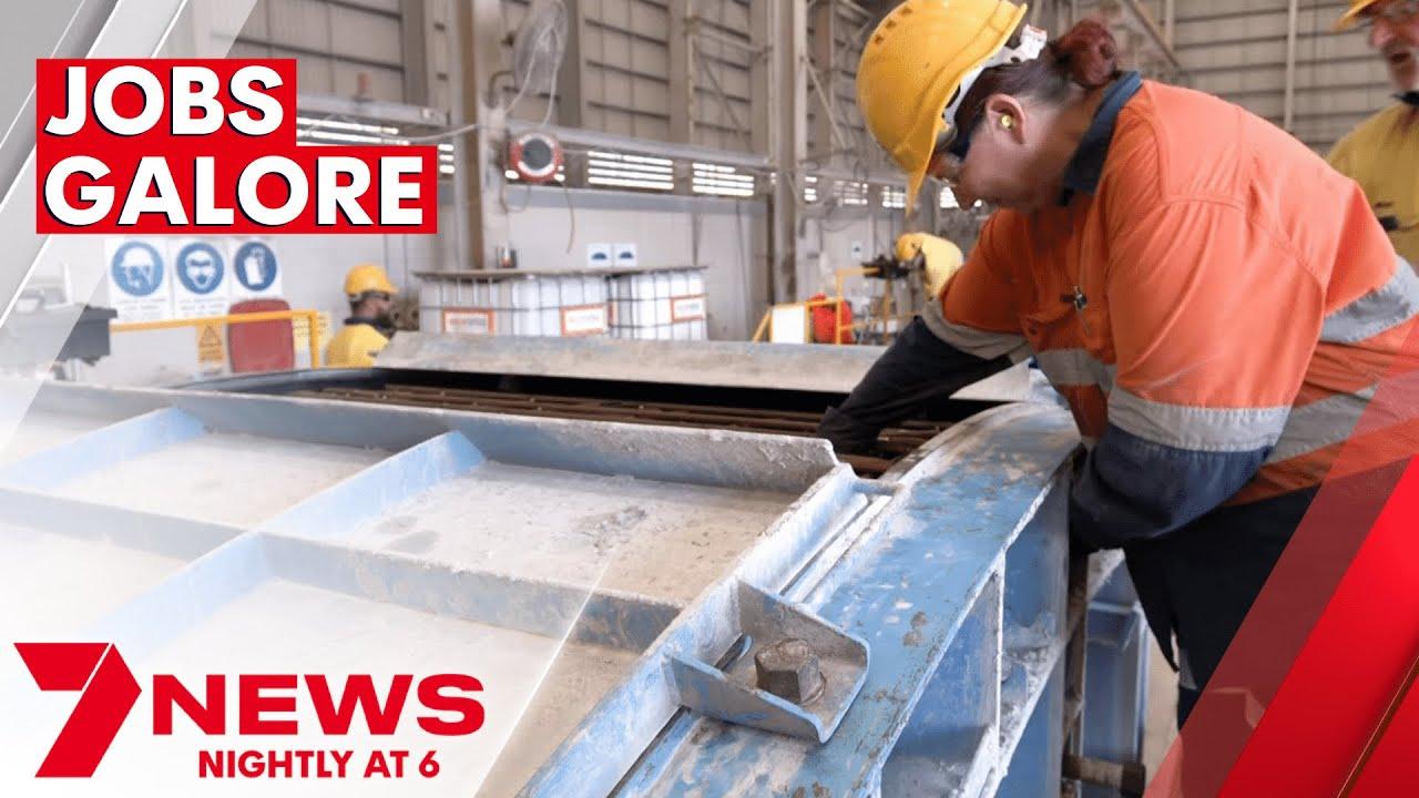 Download Calls for urgent action as Queensland battles a labour shortage | 7NEWS