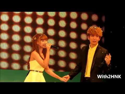 [With2HNK] Cornetto Valentine Concert- Khởi My Huy Khánh