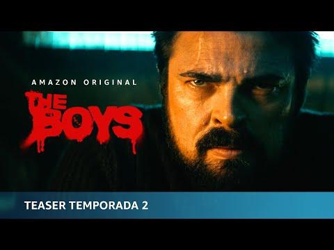 THE BOYS TEMPORADA 2 - TEASER OFICIAL - AMAZON PRIME VIDEO