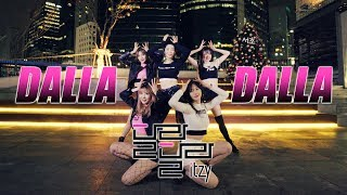 ITZY (있지) - DALLA DALLA (달라달라) Dance Cover / Cover by UPVOTE NEO @강남역