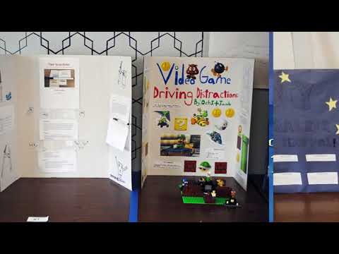 Pictures from the Eola Hills Charter School's 2017 Science Fair