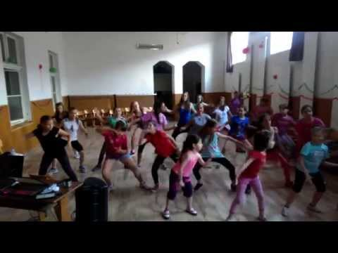 Zumba® Kids in Harghita, Romania