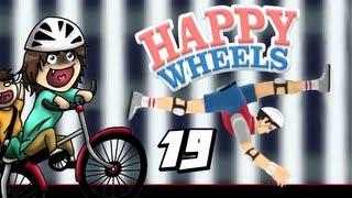 CONTORSIONISMO ESTREMO!! O.o - Happy Wheels [Ep.19]