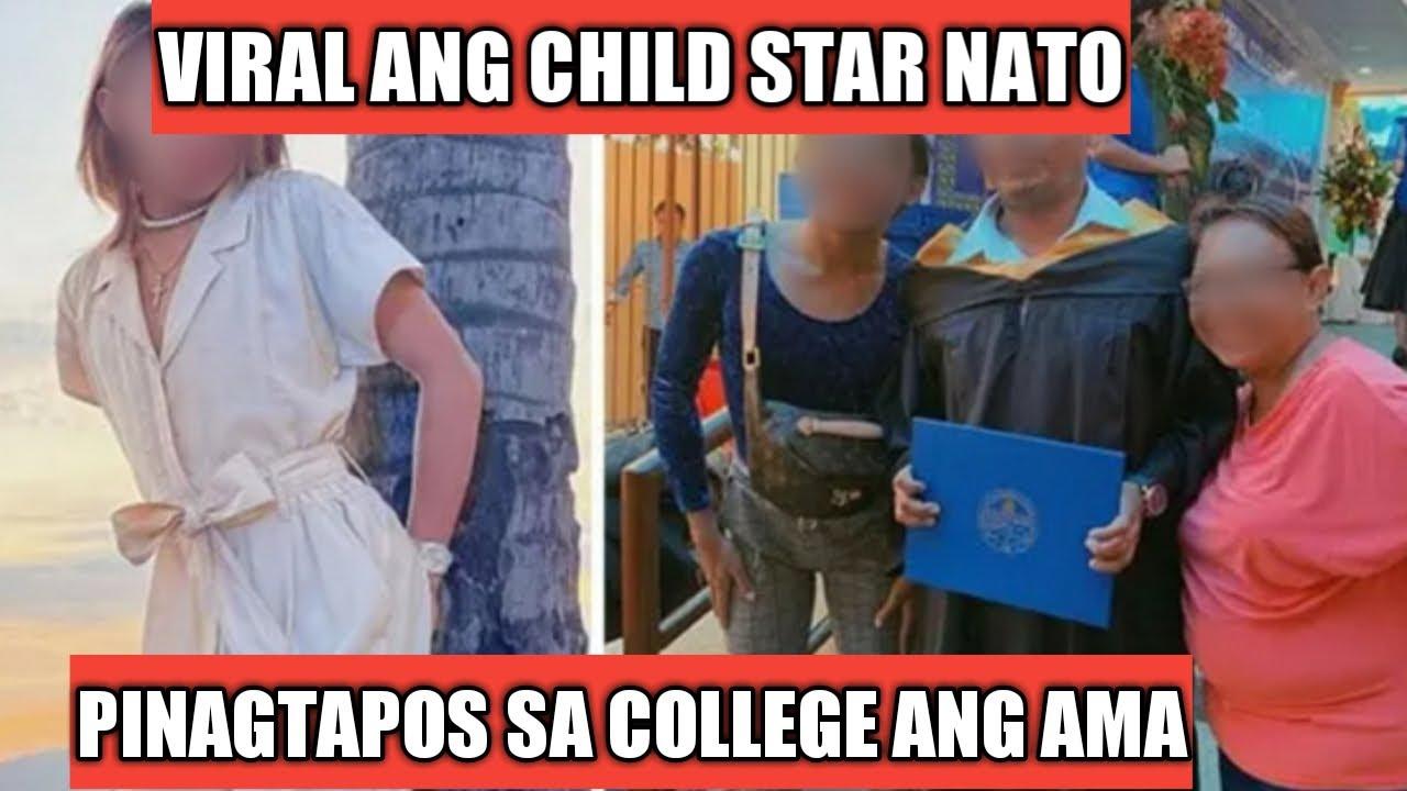 Child star pinagtapos ng kolehiyo ang kanyang ama || Netizens humanga at pinuri ang sikat na...