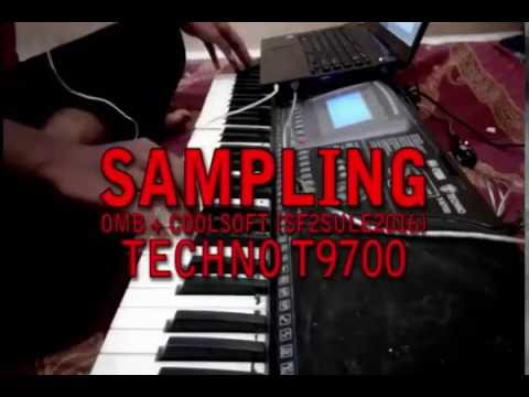 Gelandangan sampling T9700