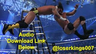 RKO off a Ladder!! - Wrestlemania 23 [[Audio download link below]]