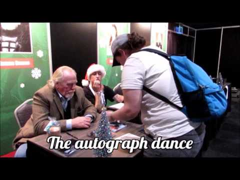 Meeting James Cosmo (Game of Thrones)