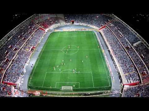 Estadio Nacional - Cristal vs Aurich