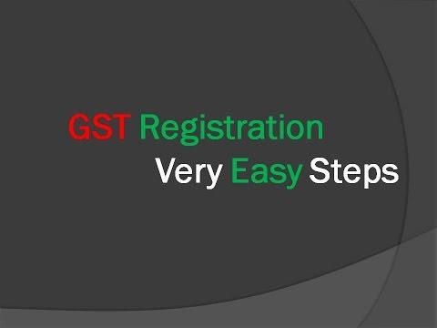 How To Registerd in GST & Migration of GST
