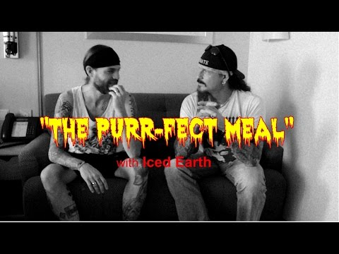 """Iced Earth Interview About """"The Purr-Fect Meal"""" - Tales of Touring Terror #043"""