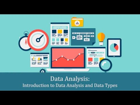 Data Analysis - Introduction and Data Types - Imarticus