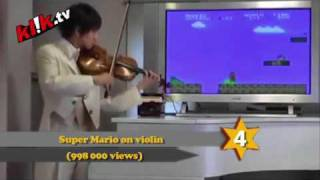 Top 10 Viral Videos - 8th July 2010