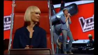 The Voice Christian Krogh Man in the Mirror from Michael Jackson