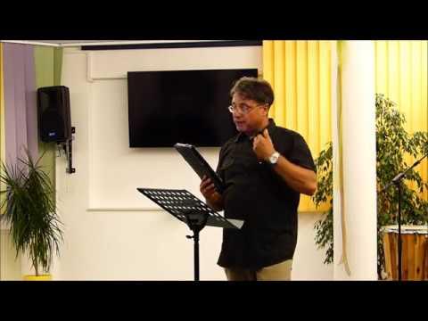 Gott spricht mit dir - Predigt von Michael Riedel