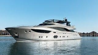 Monte Carlo 105 G Superyacht