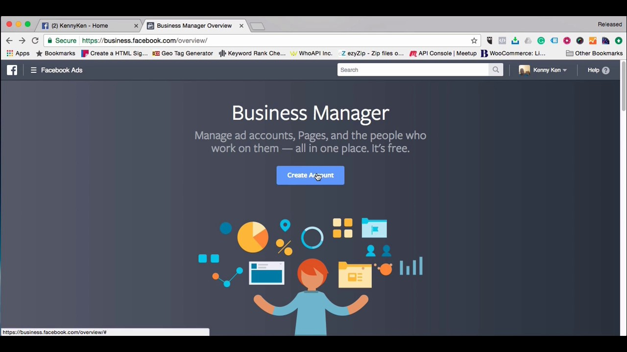 create-business-manager-account