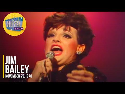 "Jim Bailey ""The Man That Got Away"" on The Ed Sullivan Show"