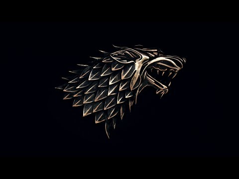 Making the Stark's Emblem from Game of Thrones