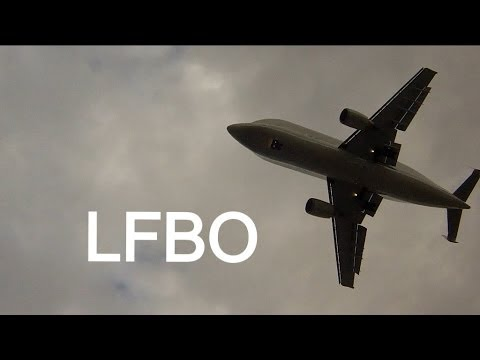 Spotting HD - LFBO (Toulouse-Blagnac)