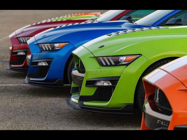 Unsere Lieferzeiten für den US FORD MUSTANG | Unser eigener Mustang &  Ford Ranger KONFIGURATOR !