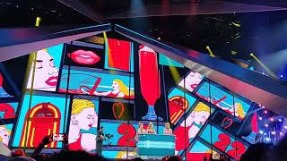 Eurovision 2019 - Ireland  Sarah McTerman 22 Second Semifinal Jury Rehearsal