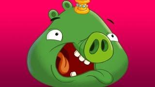 ✔ Энгри Бердс 2 сезон Война МИРОВ Злые птички / Angry birds Игровой мультфильм для Детей ✔