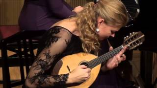 Mochalova plays Gran Preludio Calace | The 9th Osaka International Mandolin Fes..