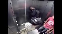 Kirottu video k18 (ihminen kuolee hississä)