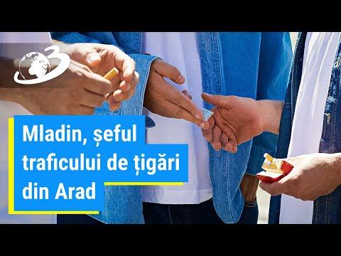 Cine este șeful traficului de țigări din Arad?