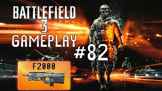 Battlefield 3 multiplayer pl, Operacja Metro - Szturm, Gameplay #82
