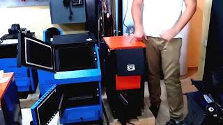 видео Универсальные твердотопливные котлы Купер ОК-15: отзывы
