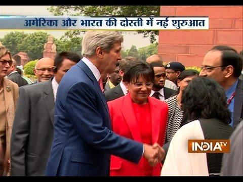 John kerry to meet PM Narendra Modi today
