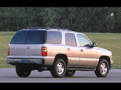 2000 2002 Chevrolet Tahoe Lt Youtube