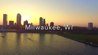 Milwaukee, WI - Drone