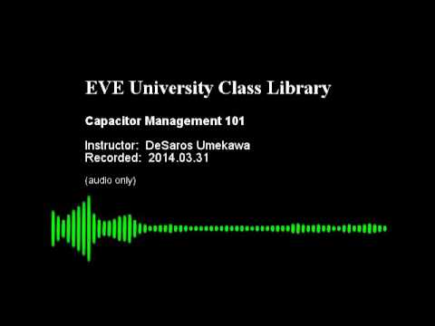 Capacitor Management 101 2014.03.31
