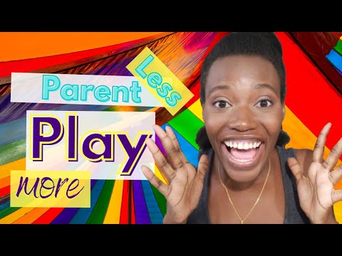 The importance of playing with your kids    One on One Time with your Child