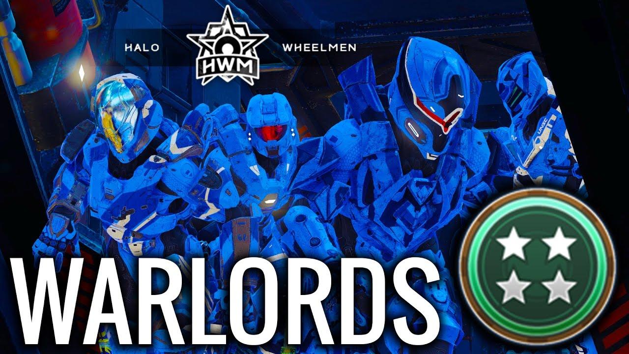 Warzone Warlords vs Halo Wheelmen!