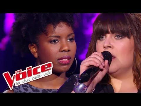 Adele – Set Fire to the Rain | Ana Ka VS Beehann | The Voice France 2016 | Blind Audition