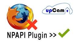 Firefox 52: NPAPI Plug-In wieder aktivieren (IP Kamera Live-Ansicht im Browser)