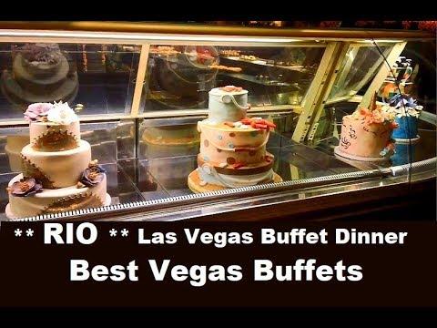 RIO Buffet 2019 Dinner: Best 24-hour Buffet Pass Option -  From Top-buffet.com
