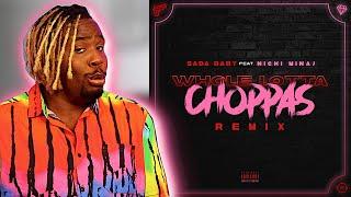 "Nicki Minaj Is Back! ""Whole Lotta Choppas Remix"" REACTION!"