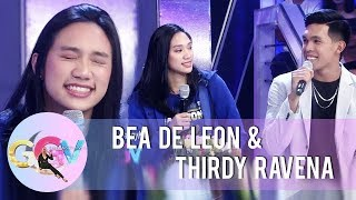 Bea reveals her relationship status with Thirdy | GGV