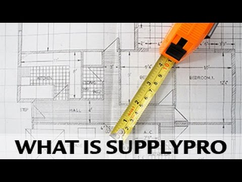 What is SupplyPro?